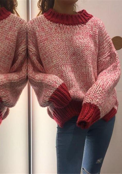 Jmwss QD Womens Autumn Casual Letter Print Round Neck Sweatshirt Pullovers