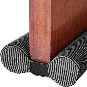ドア 下部テープ 隙間風防止 防音 防虫 防埃 冷暖房効果アップ グレー ブラック 防音 下部 玄関 小物