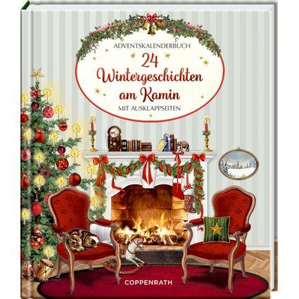 Adventskalenderbuch 24 Wintergeschichten Am Kamin Behr In 2020 Adventkalender Advent Wintergeschichten