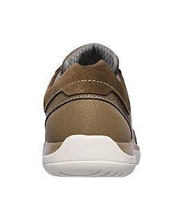 Men's Edmen Ristone Memory Foam Lace Up Sneaker   Desenler