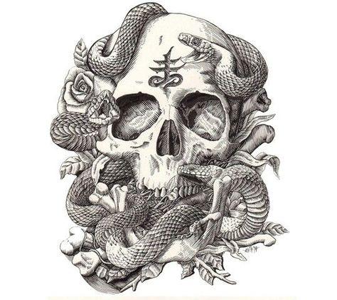 desenhos de caveiras para tatuagem tatuagens ideias desenhos de