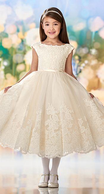 41a84b4e913 Joan Calabrese Flower Girl Dresses
