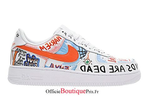 nike air force 1 femme blanche pas cher