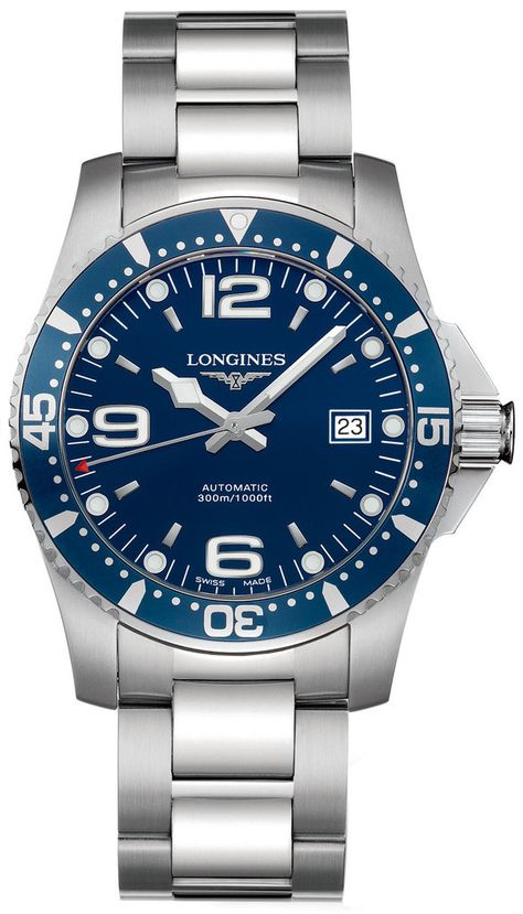 Longines Watch HydroConquest Mens  2c50cf8ace