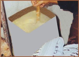 مشروع مربح بالصور شرح طريقة صناعة الصابون بزيت الزيتون من المنزل مشروع Soap Manufacturing Business Planning Soap