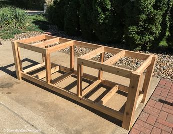Build your own Big Green Egg Table outdoor kitchen plans Big Green Egg Outdoor Kitchen, Big Green Egg Table, Outdoor Kitchen Plans, Outdoor Kitchen Design, Green Eggs, Rustic Outdoor Kitchens, Outdoor Grill Area, Outdoor Grill Station, Diy Bbq Area