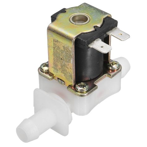12v Dc Electric Solenoid Valve Water Air Inlet Flow Switch Normally Closed 12mm Tokio