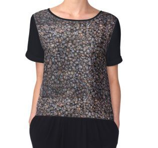 Coffee Magpie Springs Adelaide Hills Wine Region Fleurieu Peninsula South Australia Clock With Images Chiffon Tops Online Shopping Clothes Women Printed Chiffon Tops