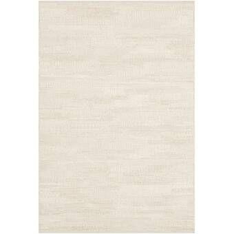 Lolotoe Hand Flatweave Wool Cotton Ivory Area Rug Beige Area Rugs Wool Area Rugs Area Rugs