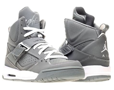 gray jordan shoes for boys