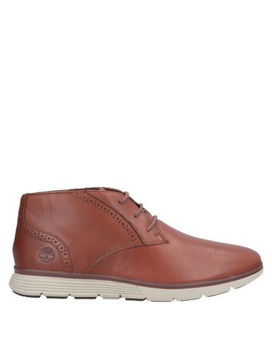TIMBERLAND Men's Ankle boots Tan 10 US