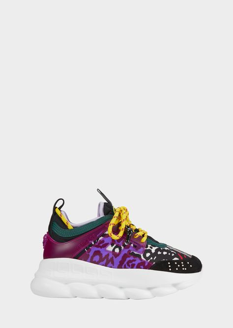 promo code d9076 12ec8 Sneakers Chain Reaction - Multicolor+Viola Sneakers | schuhe ...