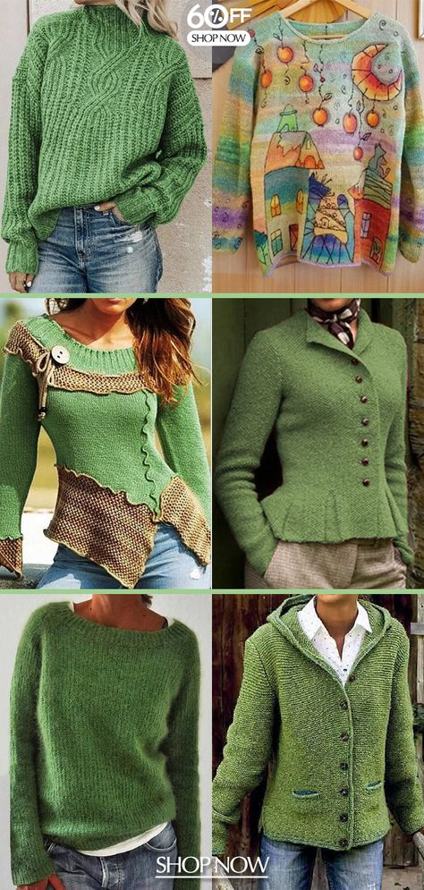 Casual women's sweaters hot now! Christmas & new year gift for yourself>> Shop now>>
