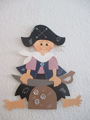 Basteln Eines Kleinen Piraten Basteln Fur