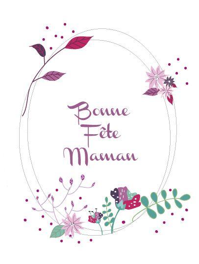 Bonne Fete Maman Bon Fete Maman Bonne Fete Et Fete Des Mamans