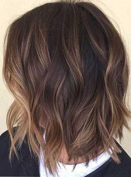 20 Gorgeous Balayage Short Hair Looks Balayage Hair Hair Styles