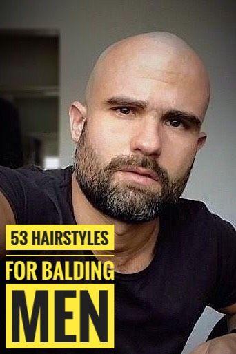 Short bald men