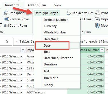 Consolidate Multiple Excel Workbooks Using Power Query Excel Tutorials Microsoft Excel Tutorial Workbook