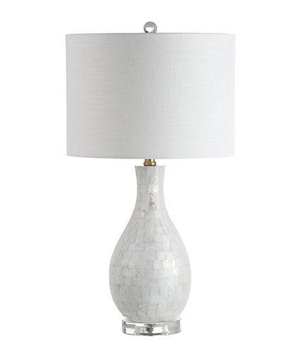 Rue La La 26 5in Josephine Seashell Led Table Lamp Led Table Lamp Lamp Table Lamp