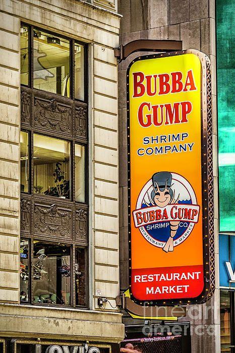 Bubba Gump Shrimp on Times Square New York City | New York