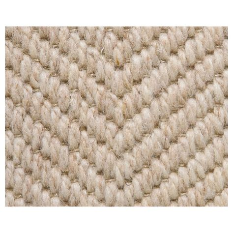 Best Kersaint Cobb Pampas Herringbone 9 100 Wool Beige Loop 400 x 300
