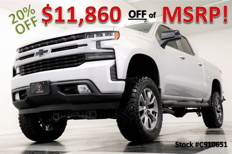 6 Inch Rough Country Lift Plus Nfab Assist Steps 35 In All Terrain Tires Priced Way Below Dealer Invoice Plu Chevy Silverado 1500 Silverado 1500 Silverado