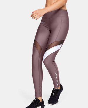 Heatgear Armor Sport Leggings Fur Damen Under Armour Us In 2020 Legging Outfits Damen Leggings Damen