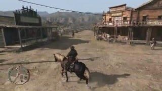 Red Dead Redemption Xbox 360 Gameplay 1080p Hd Red Dead