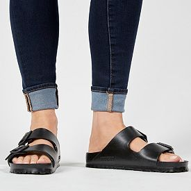 BIRKENSTOCK ARIZONA ESSENTIALS SANDALS NWT