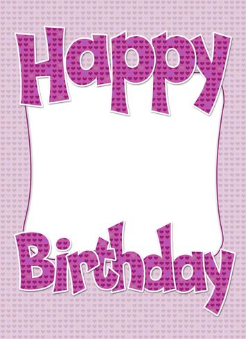 Birthday Name Card Choice Image Free Birthday Card Design
