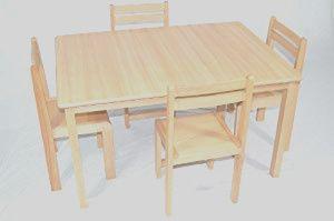 8 Prestigious Kid Friendly Kitchen Table And Chairs Photos Kitchen Design Kids Wooden Table Easy Kitchen Backsplash
