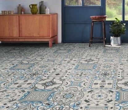 Goliath Agrego Marble Effect Vinyl Flooring house to home