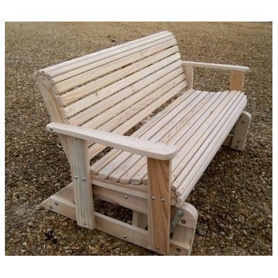 Garden Porch Swing Glider, Garden Glider Bench