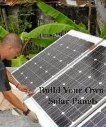Build Your Own Solar Panel Learn How Easy It Is To Do With Images Solar Panels Solar Solar Panels For Home