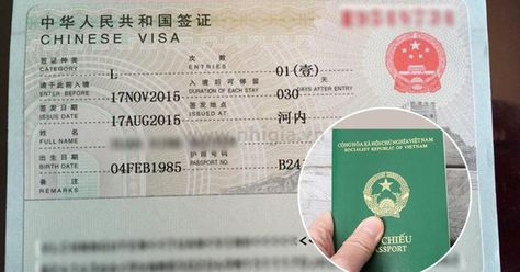 Dịch vụ làm visa Trung Quốc giá rẻ, uy tín tại Việt Nam | Trung ...