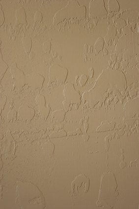 How To Remove A Heavy Wall Texture As An Alternative To Paint