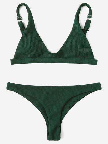 Costume Da Bagno Bikini Vita alta Taglie forti Grandi Curvy Plus Over Size XXXL