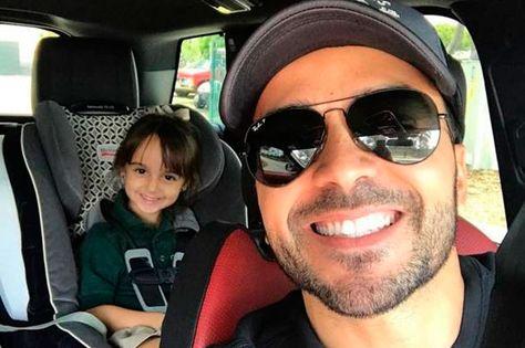 Luis Fonsi Y Agueda Lopez Revelan Como Viven Sus Hijos El Exito