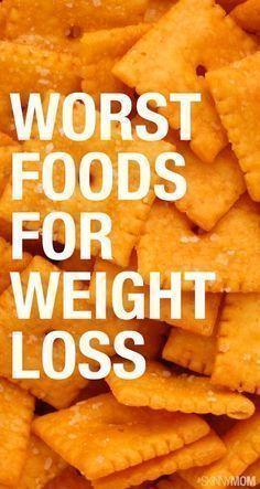 Was Sie vermeiden sollten, wenn Sie versuchen, Gewicht zu verlieren