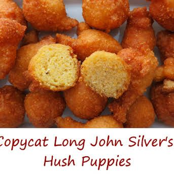 Long John Silvers Hush Puppies Recipe Hush Puppies Recipe Long John Silver Fish Batter Recipe