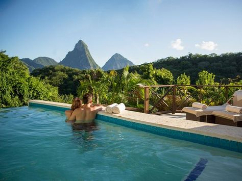 52a971f0a Look no further for your all-inclusive escape — Jamaica is the place to  honeymoon or go on a romantic getaway.