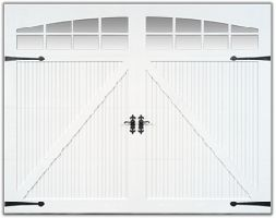 Garage Door Made To Look Rustic With Some Strategically Placed Hardware Door Makeover Garage Doors Garage Door Installation