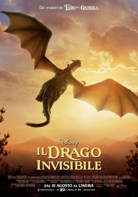 Il drago invisibile: un'amicizia commovente! | Le