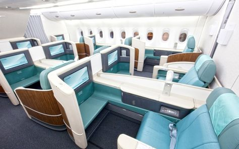 No. 8 International: Korean Air - World's Top Airlines | Travel + Leisure
