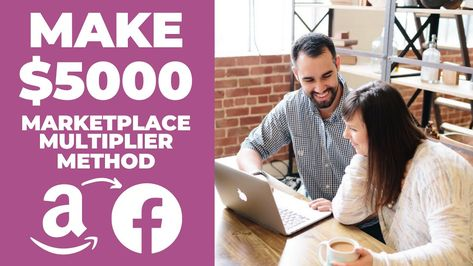 How To MAKE MONEY Dropshipping Amazon Products on Facebook Marketplace | STEP BY STEP