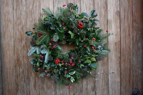 Camino Esterni Fai Da Te : Ghirlande natalizie fai da te foto idee originali decorazioni