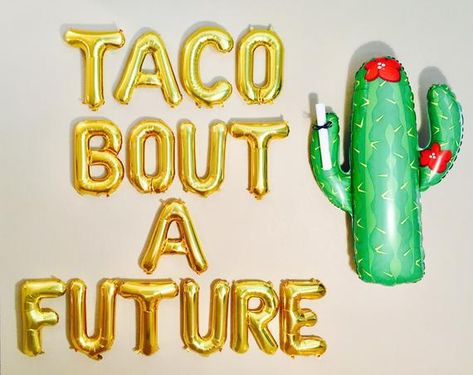 This TACO BOUT A FUTURE, Grad Party, Grad Party Balloons, Grad Balloon Set,Taco Bout Party,Taco Grad Party,Taco Bout Graduation,Taco Bout a Party is just one of the custom, handmade pieces you'll find in our garlands, flags & bunting shops.
