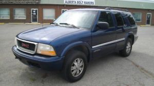 2000 Gmc Jimmy Automatic 4x4 Safety Warranty With Images Gmc