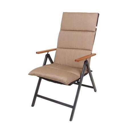 Rollstepp Hochlehner Auflage Chestnut Fur Optimalen Sitzkomfort Im Modernen Design Modernes Design Design Modern