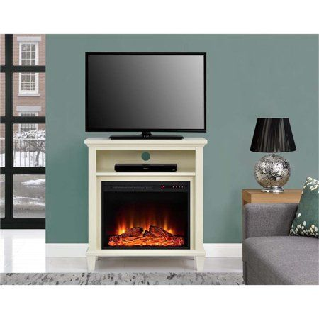 Home Dorel Living Fireplace Tv Stand Fireplace